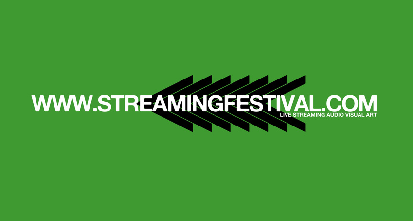 Permalogo for the Streaming Festival
