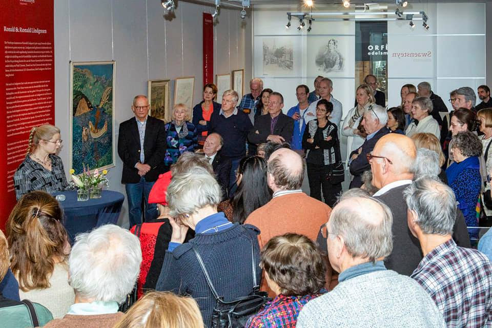 Opening speech at Museum Swaensteyn, january 2019 by Susie Endenburg