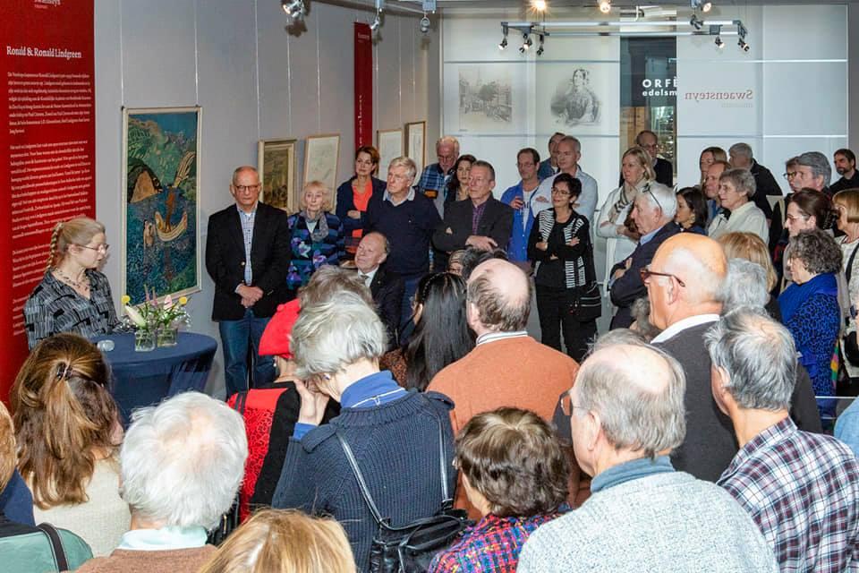 Opening speech at Museum Swaensteyn, january 2019 by Susie Endenburg